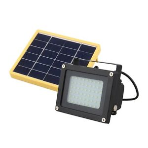Solar Powered 54 Led Dusk To Dawn Sensor Waterproof