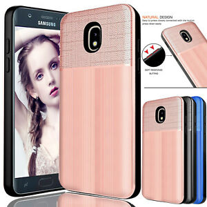 For-Samsung-Galaxy-J7-Crown-V-2018-J7-Star-Refine-Hybrid-Rugged-Hard-Case-Cover