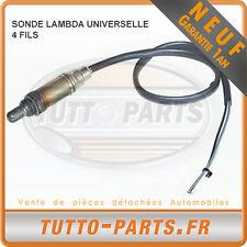 SONDE LAMBDA 4 FILS UNIVERSELLE AJF518861A - 3921002610 - 3921002620