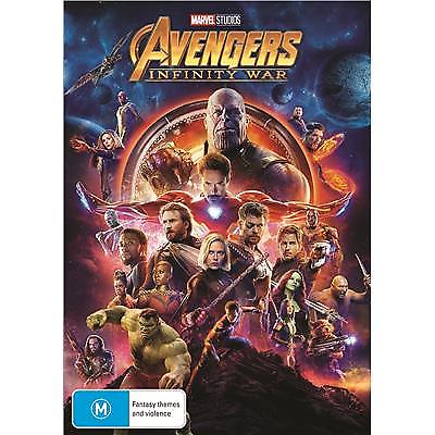 Avengers - Infinity War : NEW DVD