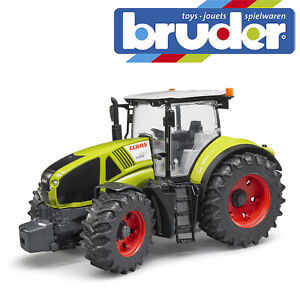Bruder-Claas-Axion-950-Tractor-Farming-Childrens-Toy-Kids-Farm-Model-Scale-1-16