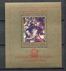 36101-Poland-1978-MNH-Jan-Zizka-Battle-Of-Grunwald-S-S