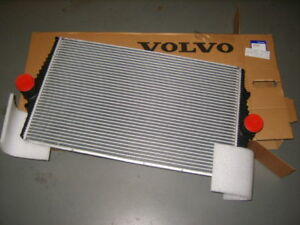 volvo s60 s80 v70 d5 diesel intercooler 02 07 genuine ebay. Black Bedroom Furniture Sets. Home Design Ideas
