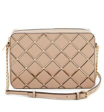d5891629dc9f42 Michael Kors Jet Set Travel Large East West Crossbody Oyster Beige ...