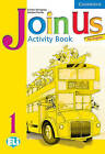 Join Us for English 1 Activity Book by Herbert Puchta, Gunter Gerngross (Paperback, 2006)