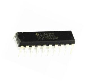 5PCS DIP IC TI NEW TPIC6B595N