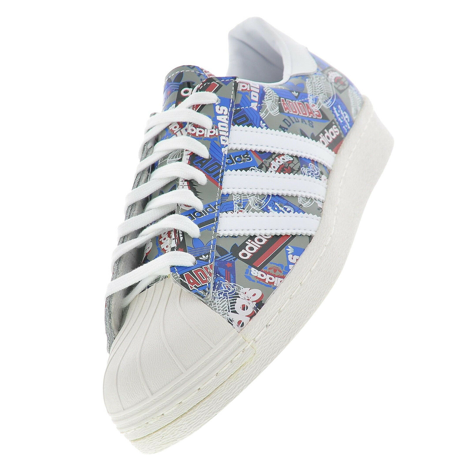 Adidas NIGO SUPERSTAR 80s PIONEER AOP Shell Toe campus Shoe gazelle~Mens Price reduction