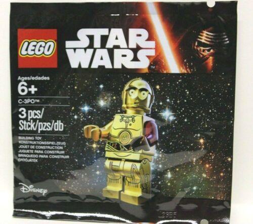 Lego® Polybag Star Wars™  C-3PO™ new unbespielt