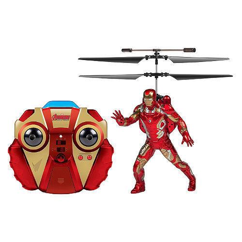 Marvel Iron Man Figure 3.5 Channel Flying Figure Infrared Helicopter Helicopter Helicopter NIOB f8099c