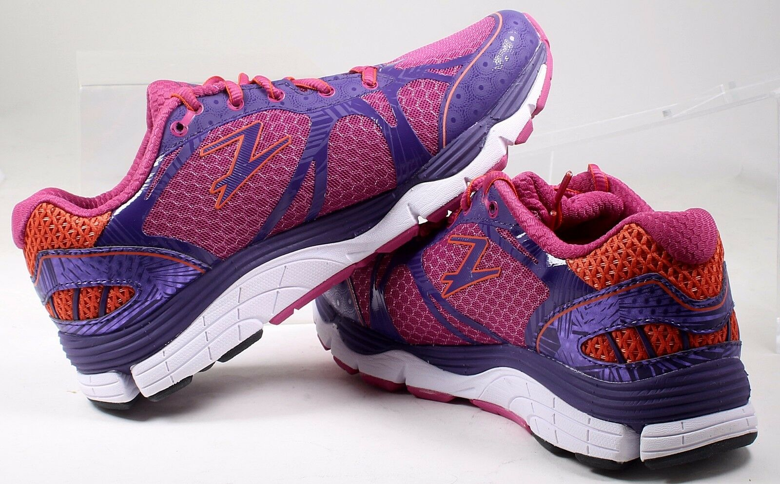 Zoot Del Mar Womens Pink Purple Sneakers Running Sports Sports Sports shoes Trainers 8c45ba