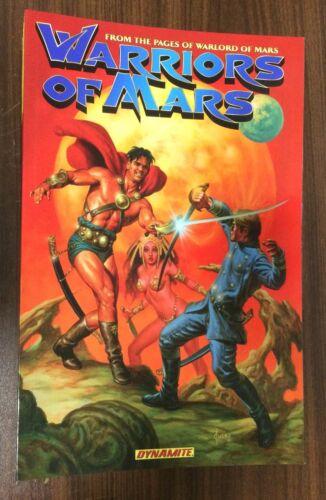 WARRIORS OF MARS Volume 1 TPB Dynamite