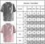 Indexbild 3 - Herren Stehkragen T-Shirt Freizeithemden Hemd Baggy Shirt Kurzarmshirt Oberteile
