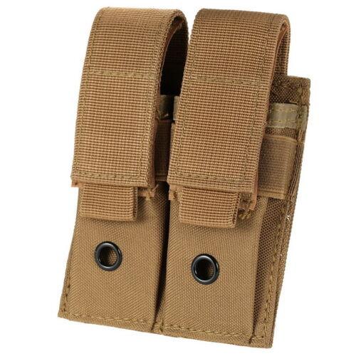Bolsa Revista Molle Militar Tactical 600D 9mm Caza Funda Pistola bolsas caliente