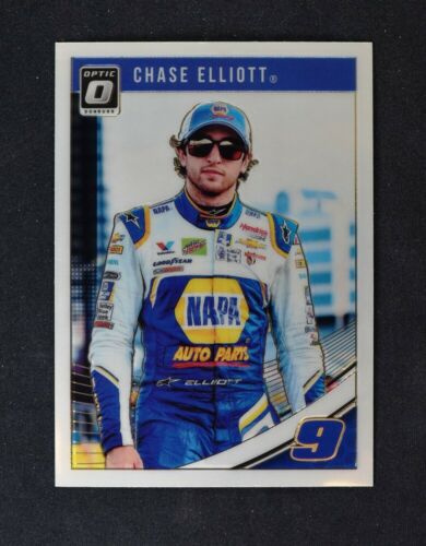 2019 Donruss Racing NASCAR Optic #22 Chase Elliott