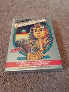 Atari-2600-7800-Tutankham-NEW-Sealed-CIB-NOS-Parker-Brothers