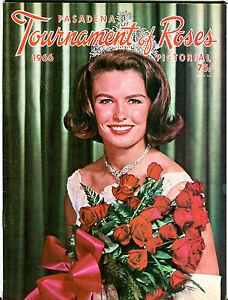 Tournament-Of-Roses-Pasadena-Rose-Bowl-Parade-Pictorial-1966-VGEX-081716jhe