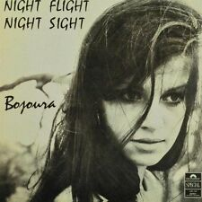 Bojoura ‎– Night Flight Night Sight  cd in seal (George Kooymans Golden Earring)