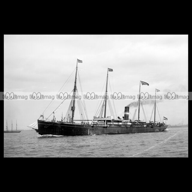 #php.02627 Photo SS ROTTERDAM OCEAN LINER PAQUEBOT STEAMSHIP