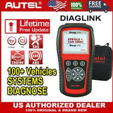 Autel Diaglink All System Diagnostic Scanner Abs Srs Oil Reset Obd2 Code Reader