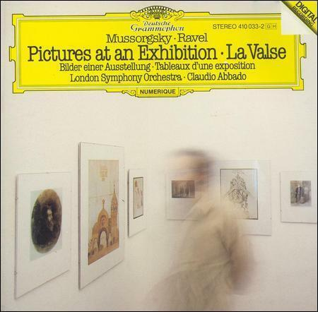 Mussorgsky : Pictures at an Exhibition CD | eBay