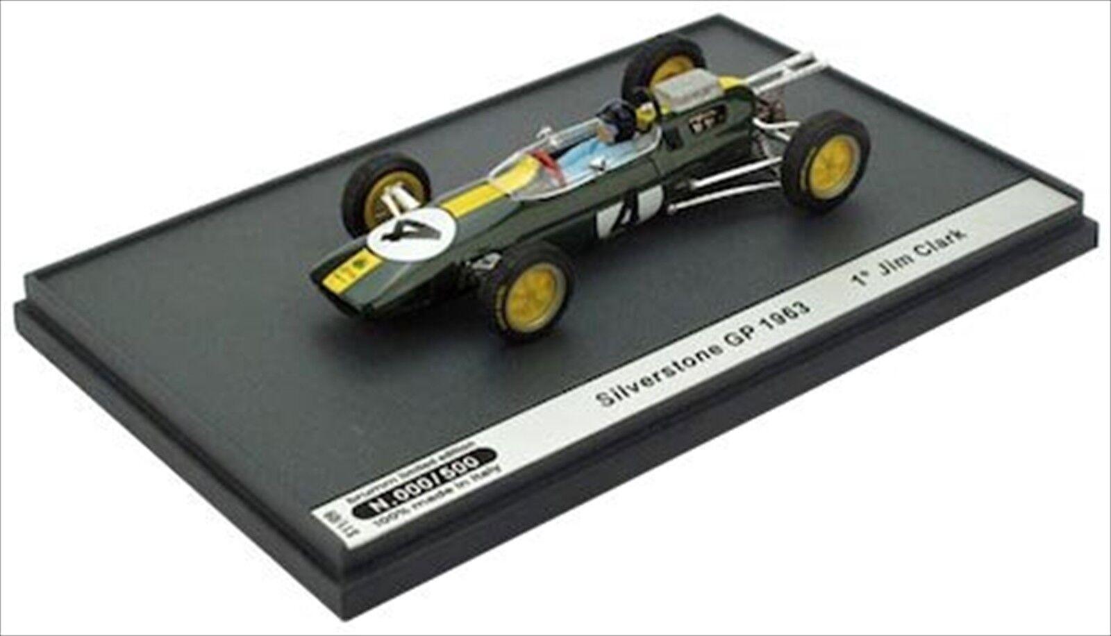 venta al por mayor barato PLANEX Lotus 25 platastone Gp 1963 1963 1963 Jim Clark  4 LOT-SM-25B  calidad de primera clase