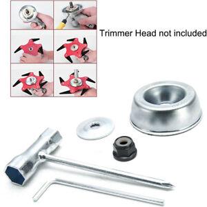 Lawnmower-Blade Adapter Kit String Trimmer Brush Cutter Part For Husqvarna Stihl