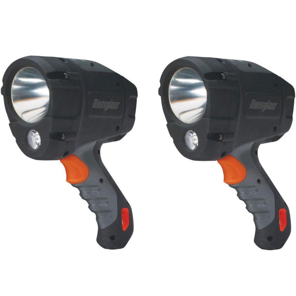 2 Pack Energizer Hartschale Led Scheinwerfer 600 Lumens Aa inklusive Batterien