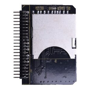 SODIAL-R-44-Pin-Male-IDE-To-SD-Card-Adapter-DT