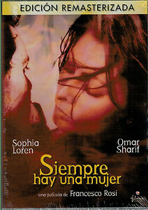 Siempre-hay-una-mujer-C-039-era-una-volta-DVD-Nuevo