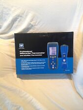 Tif3320 Professional Hvac Differential Thermometer And Infrared Thermometer Nib