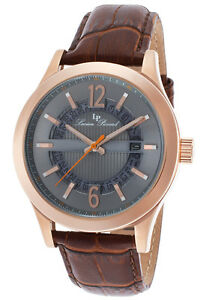 Lucien-Piccard-Oxford-Mens-Watch-LP-40020-RG-014-BRW