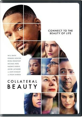 Collateral Beauty [New DVD] Eco Amaray Case