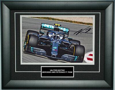 Autogrammkarte Lewis Hamilton Mercedes AMG Petronas Motorsport Formel 1 NEU