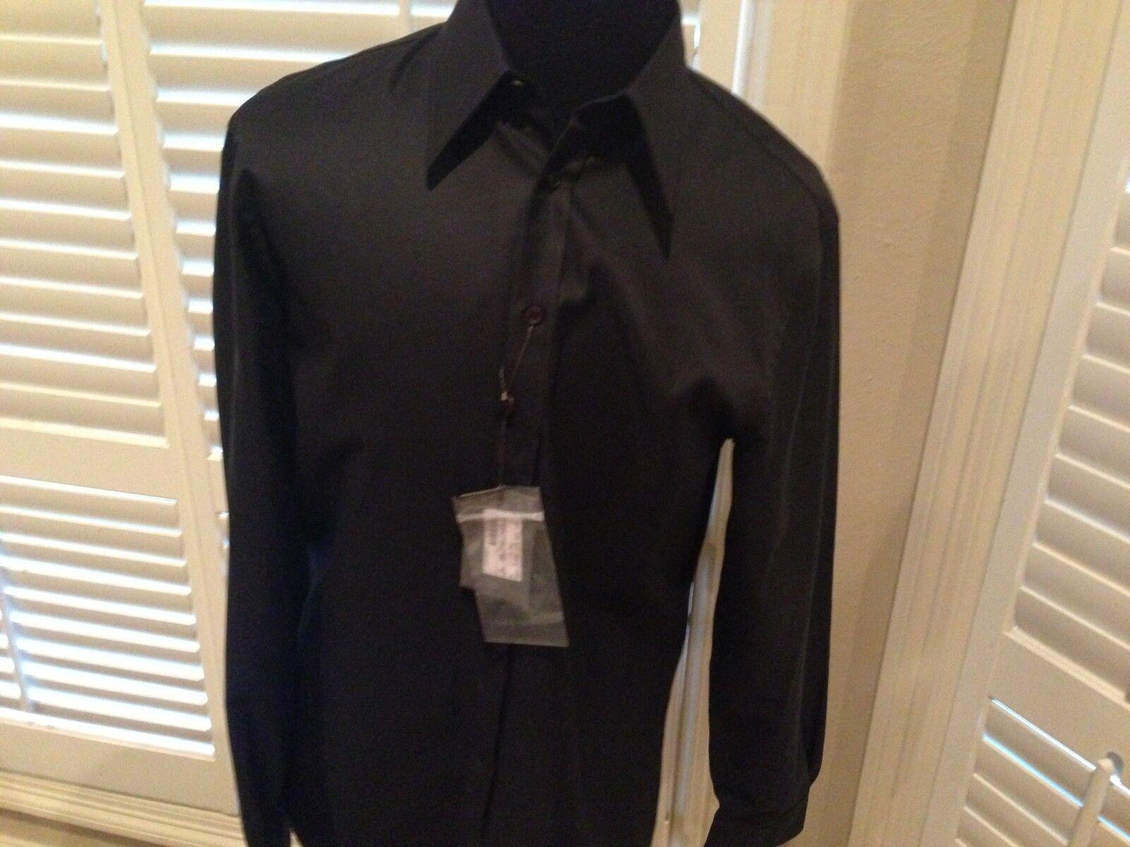 945  Alexander McQueen cotton Shirt hand made in  Größe 44