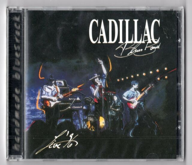 Cadillac Blues Band CD LIVE '96  # INAK 9042 CD Rock Blues NEU OVP / MINT SEALED