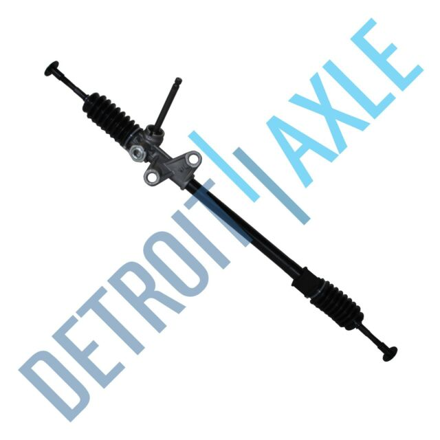 NEW Complete Manual Steering Rack and Pinion Assembly for Honda Civic Del Sol