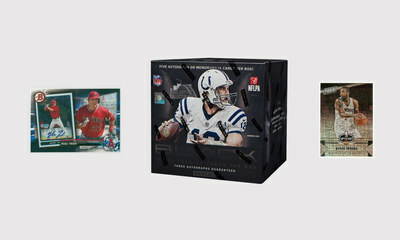 Shop new card box releases.