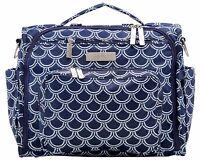 Ju Ju Be Coastal B.f.f. Baby Diaper Bag Backpack W Changing Pad Newport