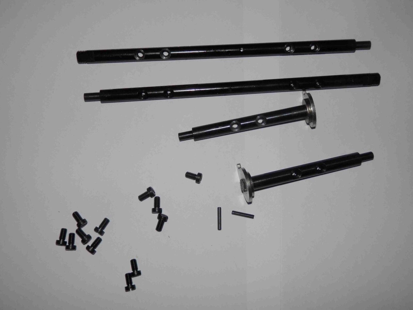 WEBER 40 IDA//IDT//IDTP 3 BBL CARBURETOR SHAFTS ENLARGED TO 8.2mm