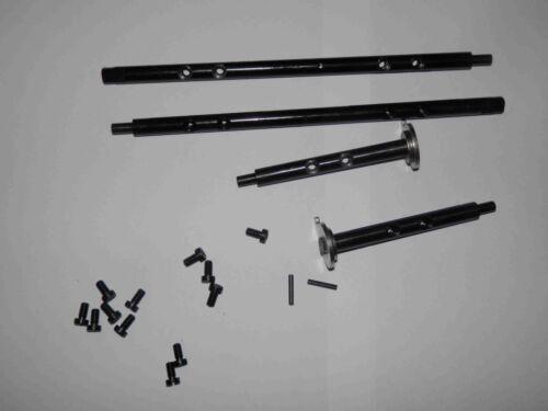 WEBER 40 IDA 3 BBL CARBURETOR SHAFTS  STANDARD 8mm SET READY TO FIT