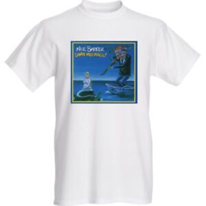 Nick-Barker-Damn-Mermaids-Album-Cover-T-Shirt