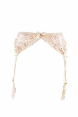 L'agent By Agent Provocateur Damen Dekoriert Suspender Elfenbein M Uvp £38 Bcf89 Clothing, Shoes & Accessories Women's Clothing