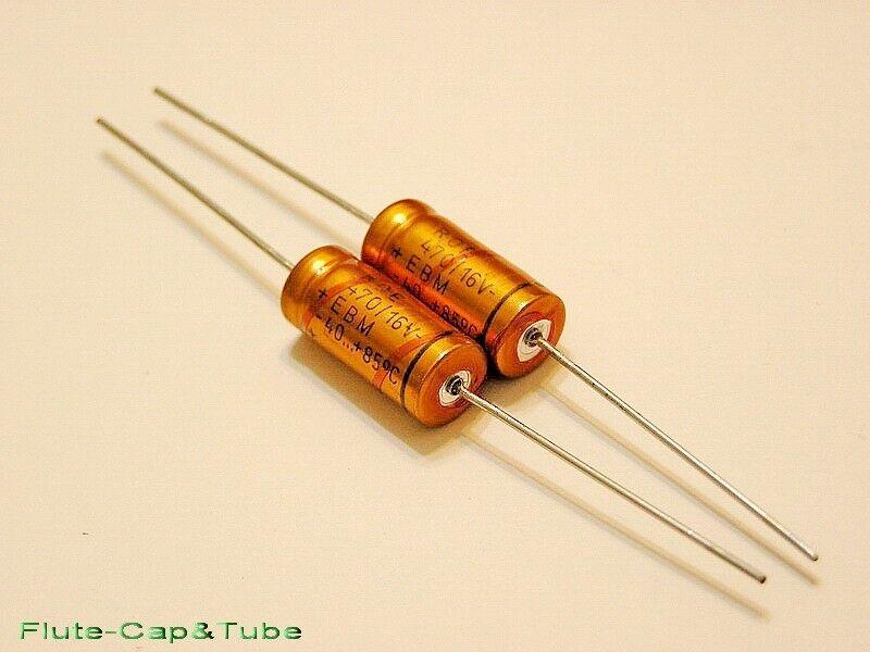 Nichicon ukz1h470mpm Muse KZ for audio Hi-Fi 47uf 50v 85 ° C 10x16 rm5 #bp 10 PCs