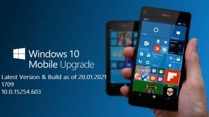 Mettre à jour votre non pris en charge Nokia Lumia Phone à la dernière Windows 10 mobile