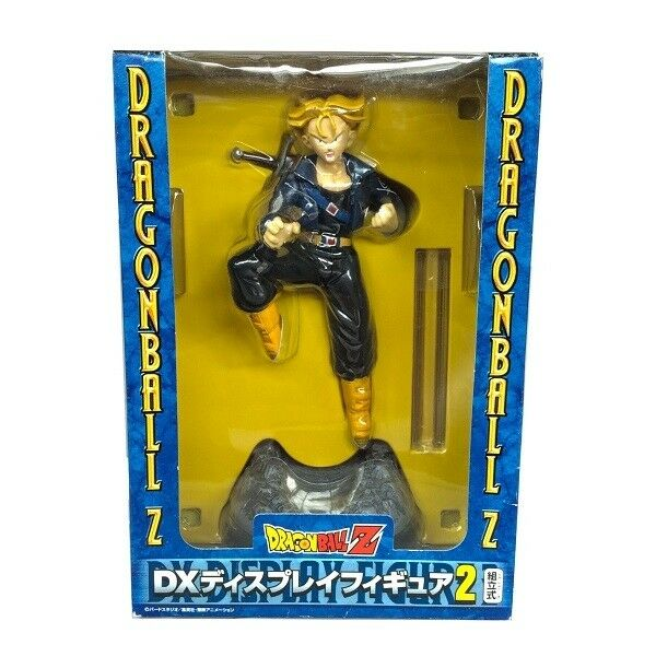 Dragonball Dragonball Dragonball Z   Figurine  TRUNKS Super Saiyan DX display figure d0dc5a