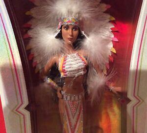 70-s-Cher-Bob-Mackie-Barbie-Doll-2007-NIB-NRFB