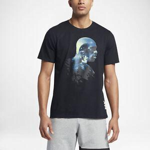 5d17e2705b81 Nike Jordan AJ 13 Black Cat Men s T‑Shirt 833952 010 Size - S  M  XL ...