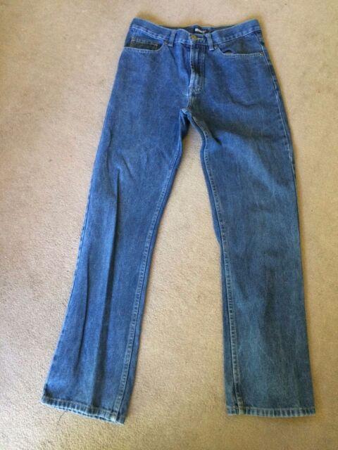 Denim & Co Mens denim jeans W30, L32