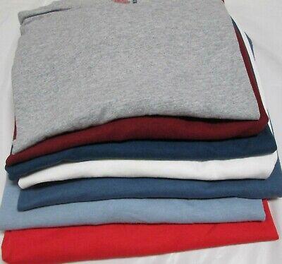 Men/'s T-Shirt Fruit of The Loom 3XL 8 Pc lot 8 colors 100 /% Cotton Best deal