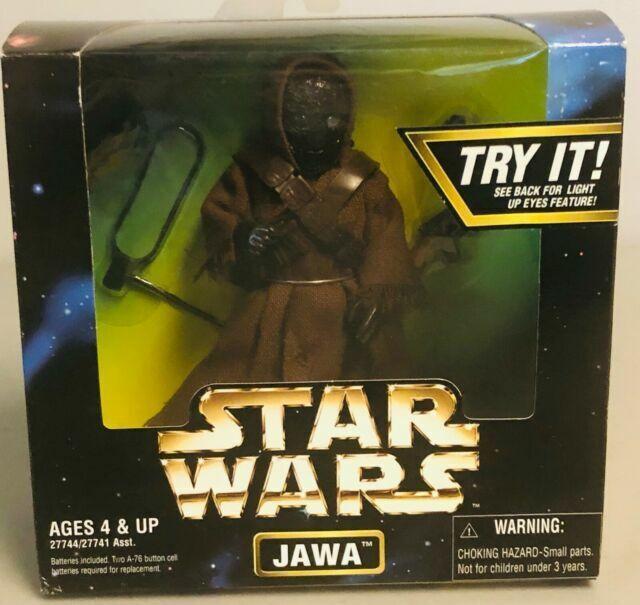Star Wars Vintage Kenner Jawa Action Figure Hasbro